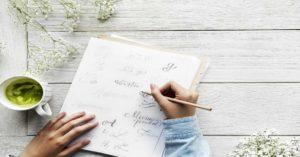 Hayat Amacınızı Bulmak İçin Değerlerinizi Yazın