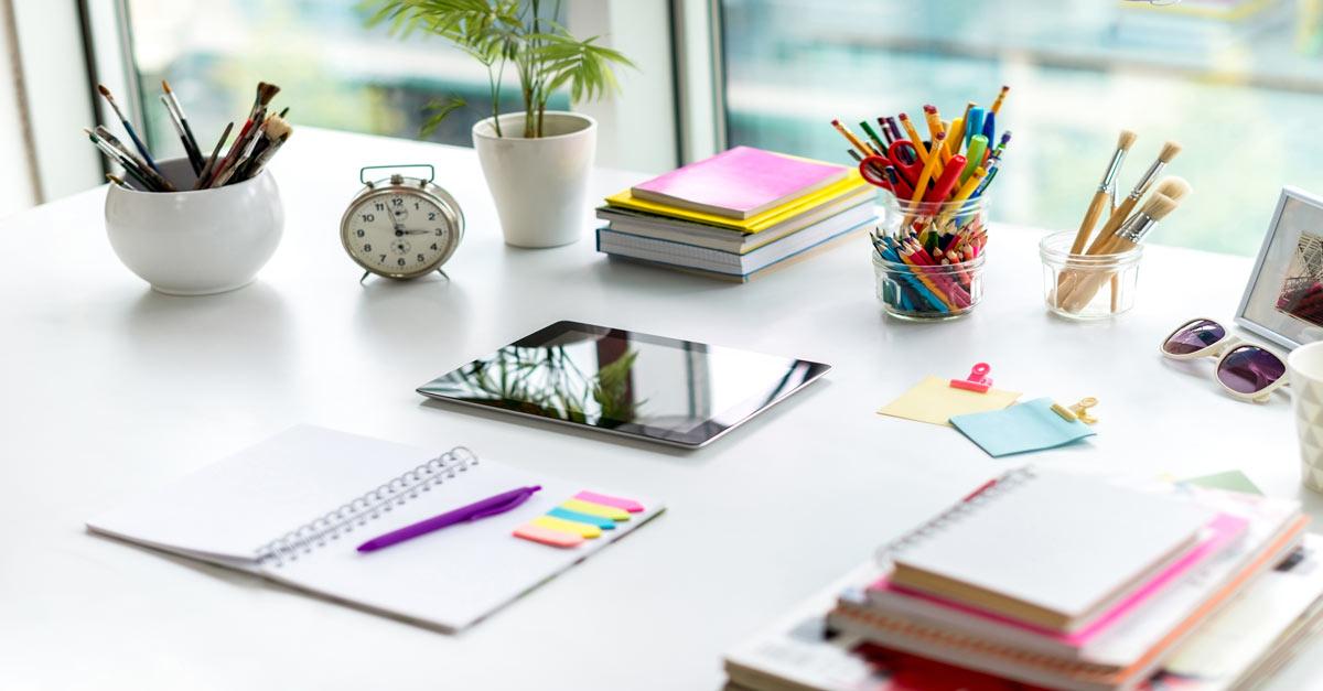 Ders Çalışma Alanınızı Düzenleyin